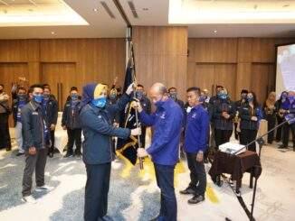 Saan Mustopa Lantik Diah Kurniasari jadi Ketua DPD Partai NasDem Kab. Garut